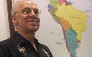 Carolus Wimmer, secretario de relaciones internacional del Partido Comunista de Venezuela