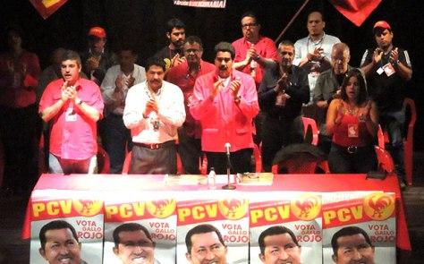 XII Conferencia Nacional del Partido Comunista de Venezuela
