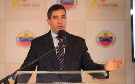 Miguel Rodríguez Torres, ministro de Relaciones Interiores, Justicia y Paz