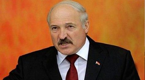 Alexander Lukashenko, Presidente de Belorus.