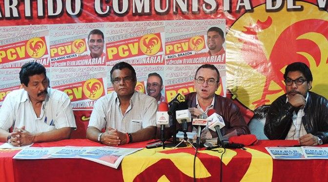 (VIDEO) PCV: Derecha Fascista pasó a la Etapa Criminal de su plan contra Venezuela