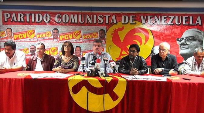 """(VIDEO) PCV rechaza propuesta de Ley de Amnistía, porque con ella se """"institucionalizaría la impunidad"""""""
