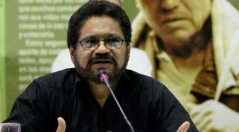 Iván Márquez, miembro del Secretariado Central de las FARC-EP