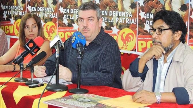 (AUDIOS) PCV: Rueda de Prensa del Lunes 11 de Julio