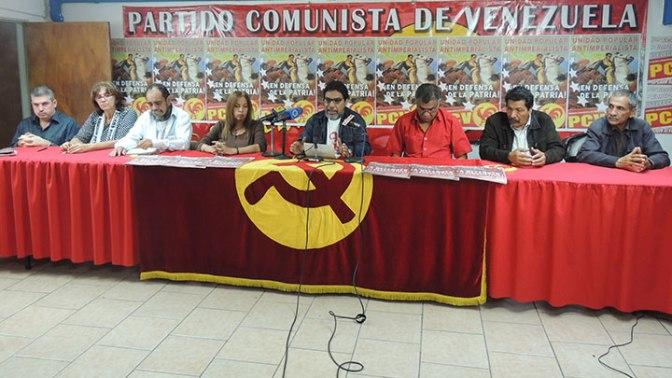 PCV llama a defender los espacios territoriales del pueblo ante agresión neofascista