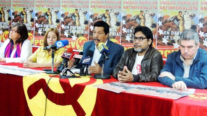 PCV: La oposición intenta llevarnos a una guerra fratricida entre venezolanos