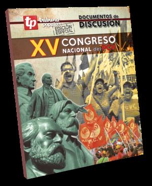 Documentos XV Congreso Nacional del PCV