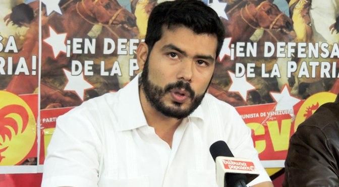 PCV solidariza con la lucha de los pueblos de Argentina, Brasil y Colombia