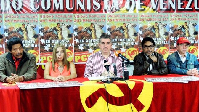 PCV estudiará pertinencia de participar en la elección a la Asamblea Constituyente